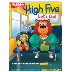 High Five杂志3年