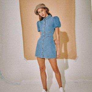 低至5折+额外7折BNKR 精选澳洲小众品牌美衣促销