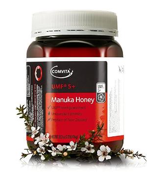 $41.58Comvita Certified UMF 5+ (Authentic) Manuka Honey I New Zealand's #1 Manuka Brand @ Amazon.com