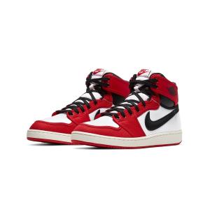 """2021年即将回归新品预告:Nike Air Jordan 1 KO Retro """"Chicago""""复刻球鞋"""