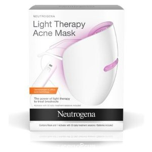 Buy 1 Get 1 Free+Extra 25% OffNeutrogena Light Therapy Acne Mask