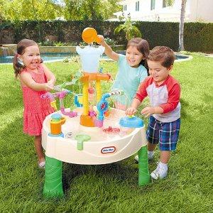 $49.97 (原价$59.97)Little Tikes 小泰克 喷泉工厂 儿童戏水桌