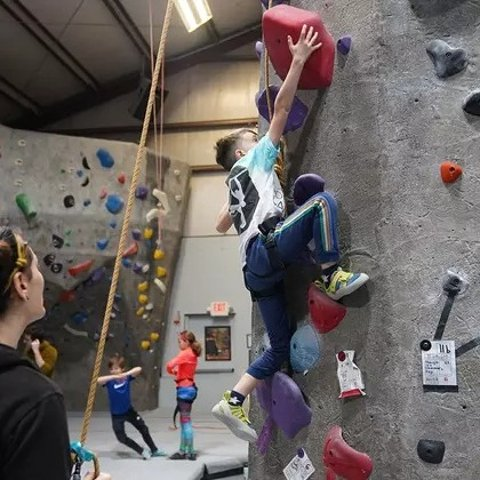 Rock Climbing Adventure for Four People