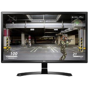 $276.99LG 27UD58-B 27吋 4K 超高清 FreeSync IPS 显示器