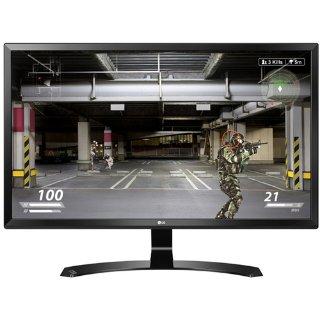 $274LG 27UD58-B 27吋 4K 超高清 FreeSync IPS 显示器