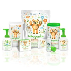 Extra 40% OffBabyganics Products Sale @ Amazon