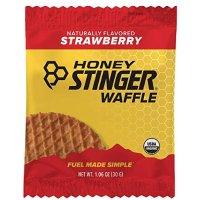 HONEY STINGER 有机蜂蜜夹心华夫饼干 草莓口味 16袋装