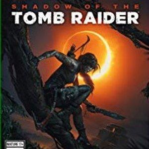 $19.99(原价$39.99)《古墓丽影:暗影》PS4  实体版