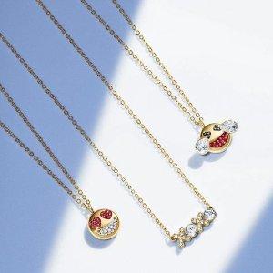 低至5折Swarovski官网水晶饰品享优惠 收Duo系列项链