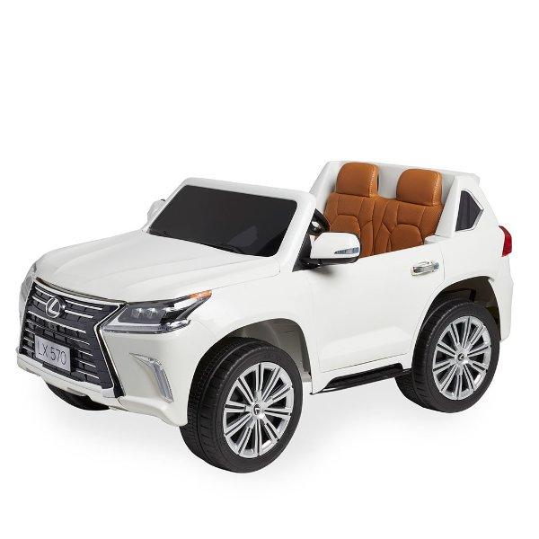 雷克萨斯 LX-570 骑行电动玩具车