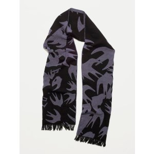 McQ by Alexander McQueenSwallow Cut Up Scarf