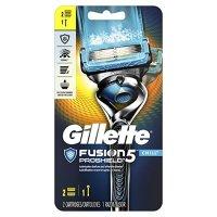 Gillette Fusion5 ProShield 劲凉男士剃须刀+2刀片
