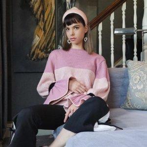 满额最高减€23独家:MissLondoner 正价美衣热卖 毛衣、羽绒服等都参加