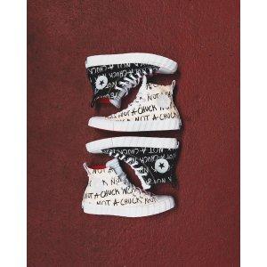 """""""弹幕""""鞋即将发售!新品预告:Converse X UNT1TL3D 把吐槽踩在脚下"""