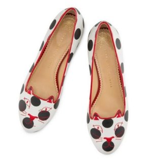 60% OffSelect Styles @ Charlotte Olympia