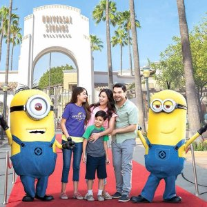 3 Visit Only $139Universal Studios Hollywood eTicket Sale @Costco