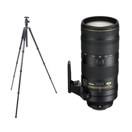 Nikon AF-S NIKKOR 70-200mm f/2.8E FL ED VR 镜头