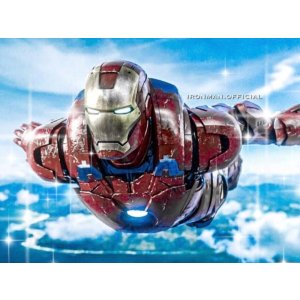 一张面膜.让你秒变超酷的钢铁侠 ٩(❛ัᴗ❛ั⁎)
