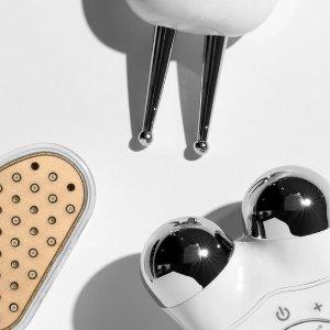 限时8.5折 仅€241收美容仪+胶!Nuface Trinity套组 微电流家用美容仪 全网最低 紧致肌肤看得见!