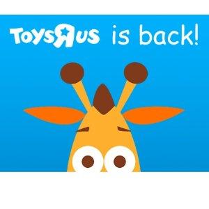 低至3折 乐高迷看过来Toys R Us澳洲上线 超多大牌玩具任你选