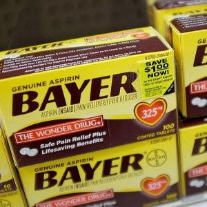 低至5折+部分满$50减$20Bayer Aspirin 阿司匹林 24片仅$2.79 消炎解热 风湿头疼救星