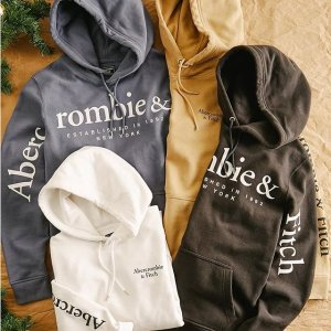 Up to 60% Off+Extra 25% OffNew Markdowns: Abercrombie & Fitch Men's Winter Sale