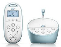 $71.82Philips AVENT DECT Baby Monitor with Temperature Sensor SCD560/10