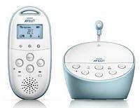 $71.82史低价:飞利浦新安怡DECT婴儿监护器(带温度监测)SCD560/10
