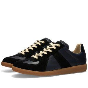 Maison Margiela德训鞋 经典黑