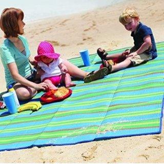 $10.71Camco 防水防沙 露营沙滩野餐垫