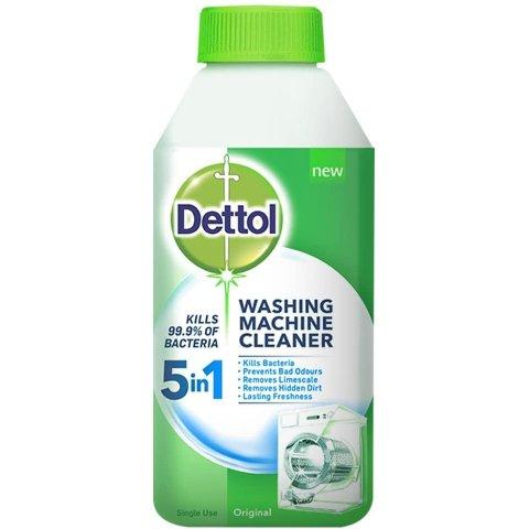 Dettol 滴露洗衣机清洁剂 溶解残留物 给它洗个澡