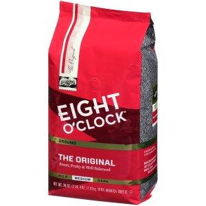 $9.43Eight O'Clock Ground Coffee