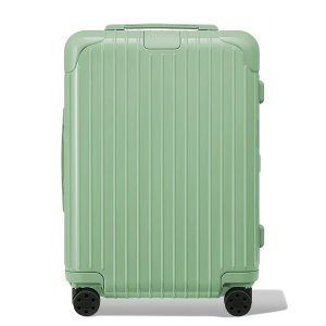 RimowaEssential Cabin Lightweight Carry-On Suitcase | Bamboo Green | RIMOWA