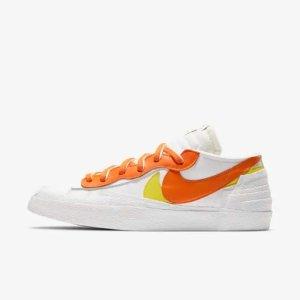 Nikesacai 联名 经典橘色
