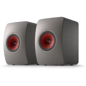 KEFKEF LS50 Meta (Titanium Grey) Bookshelf speakers at Crutchfield