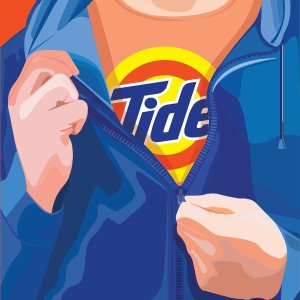 Save $1Deal of The Week-Tide Detergent