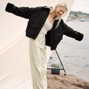 新人9折+免邮上新:& Other Stories 斯德哥尔摩系列早春服饰特卖
