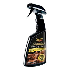 $5.89Meguiar's G10916 Gold Class Rich Leather Cleaner & Conditioner - 15.2 oz.