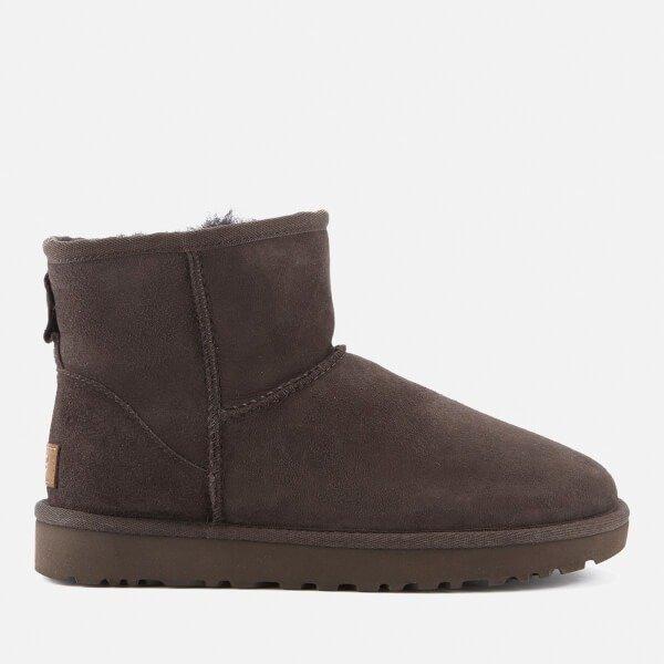 mini低筒雪地靴