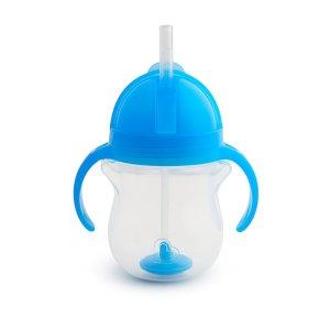 $5.87Munchkin 防漏重力球婴儿学饮吸管杯 3色