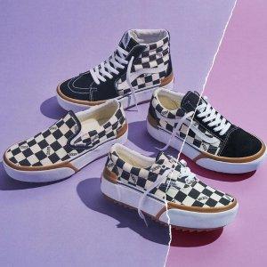 2.5折起 Logo潮T $25VANS澳洲官网 帆布板鞋、T恤超值热促 熊猫Era仅$50