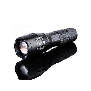 $5.69 包邮X800 LED 战术手电