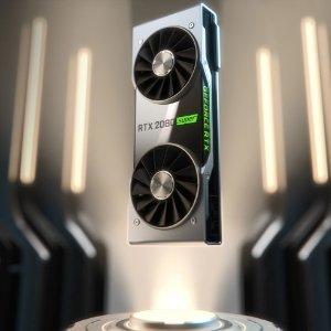 RTX 2060 Super > GTX 1080预告:NVIDIA 正式发布 RTX SUPER系列显卡
