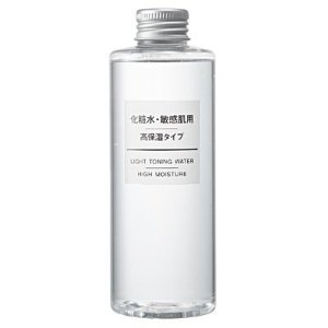 [Sensitive Skin] High Moisturizing Toning Water 6.76 fl oz (200ml)