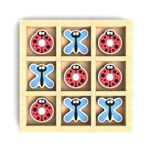 BeginAgainTic-Bug-Toe Game