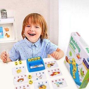 儿童单词拼写益智玩具