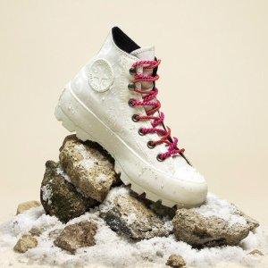 Converse官网 男女潮流冬季踝靴折上折