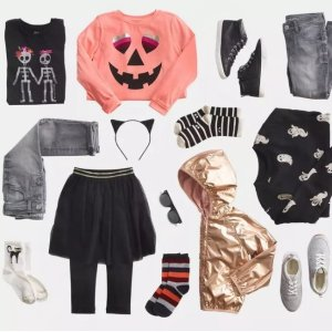 60% Off + Free ShippingHalloween Styles Sale @ Gymboree