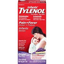 婴儿专用泰诺口服液