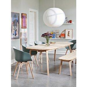 HAY木质餐桌
